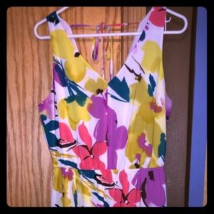 Floral Maxi dress from The Limited, Like New, M